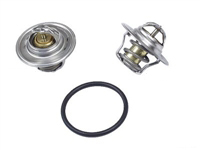 Thermostat with O-ring 87C (Mahle Brand), Mk4 1.8T/2.0L, B5 1.8T
