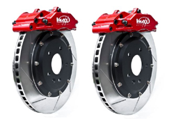 "20-VW330-01-4 V-Maxx 330mm/13"" Big Brake Kit, Mk3 Golf/Jetta 4x100"