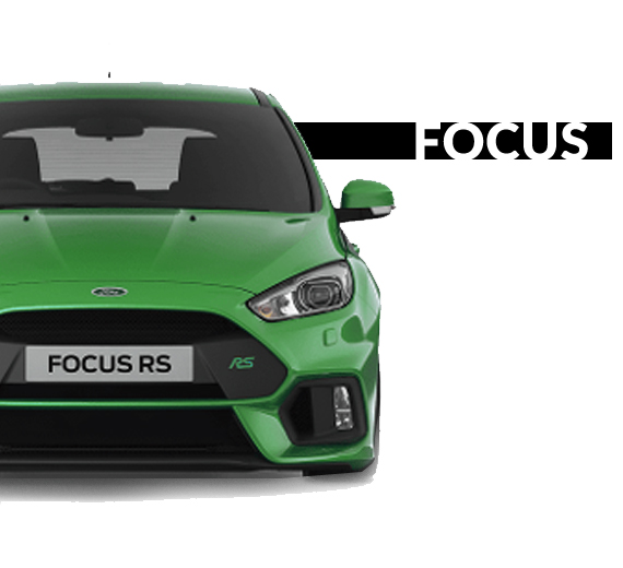 Ford Focus AWE parts