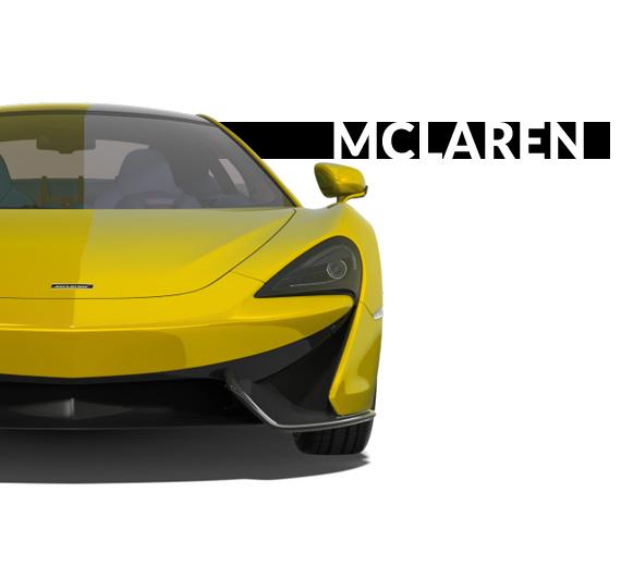McLaren AWE parts