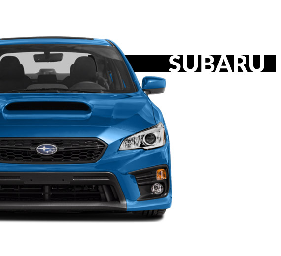 Subaru AWE Exhaust Systems