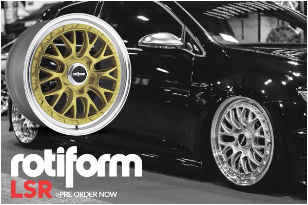 Rotiform LSR Wheel Pre Order Now!