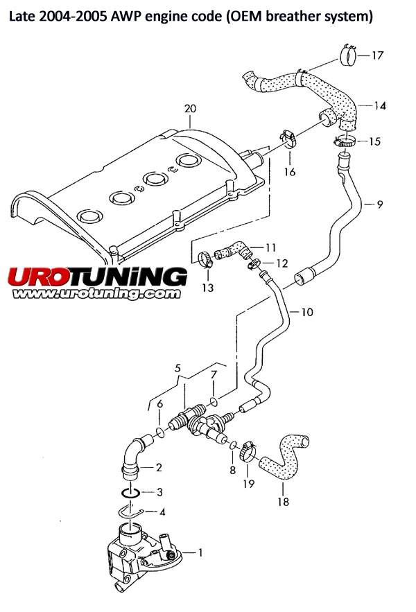 3zbyg 1998 Jetta Tdi Replaced Turbo Didn T Mark Vacuum also Saturn Vue 2005 2007 Fuse Box Diagram likewise P 0900c152802678be further P 0900c152800c3080 moreover 06a103213bk. on jetta volkswagen 2003