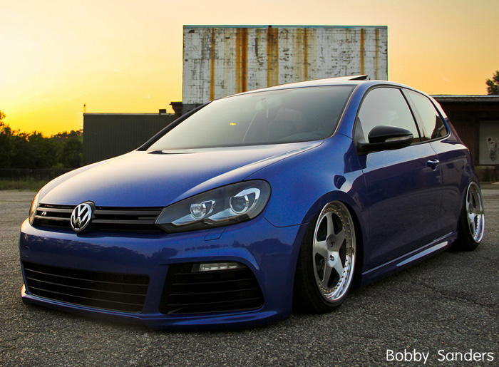 Bp Vwg6 R20z Golf R Front Bumper Kit With Leds Mk6 Golf Gti