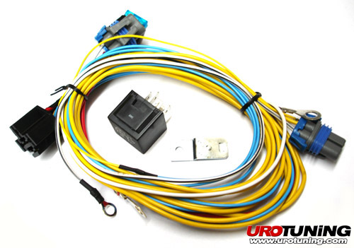 mk5_fog_kit_harness uro 0056 mk5 rabbit fog light conversion kit Fog Light Wiring Diagram at fashall.co
