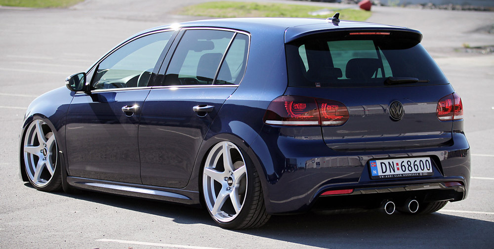 Golf R Side Skirts Golf R Side Skirts For Mk6 Golf Gti