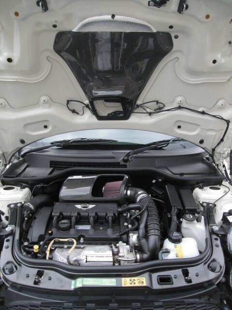 Racing Dynamics Carbon Fiber Air Intake - Gen 2 R5X MINI Cooper S