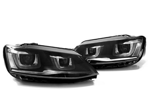 Helix Projector Headlights Led R Style